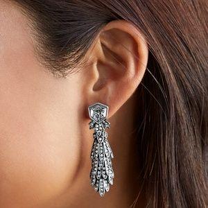 Chloe + Isabel Jewelry - Maven Plumage Statement Earrings